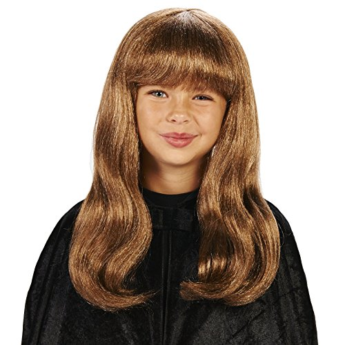 Brown (Brown Wigs For Kids)