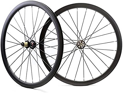 38mm rear wheel,full carbon fiber clincher wheel 700C T700 carbon 25mm width
