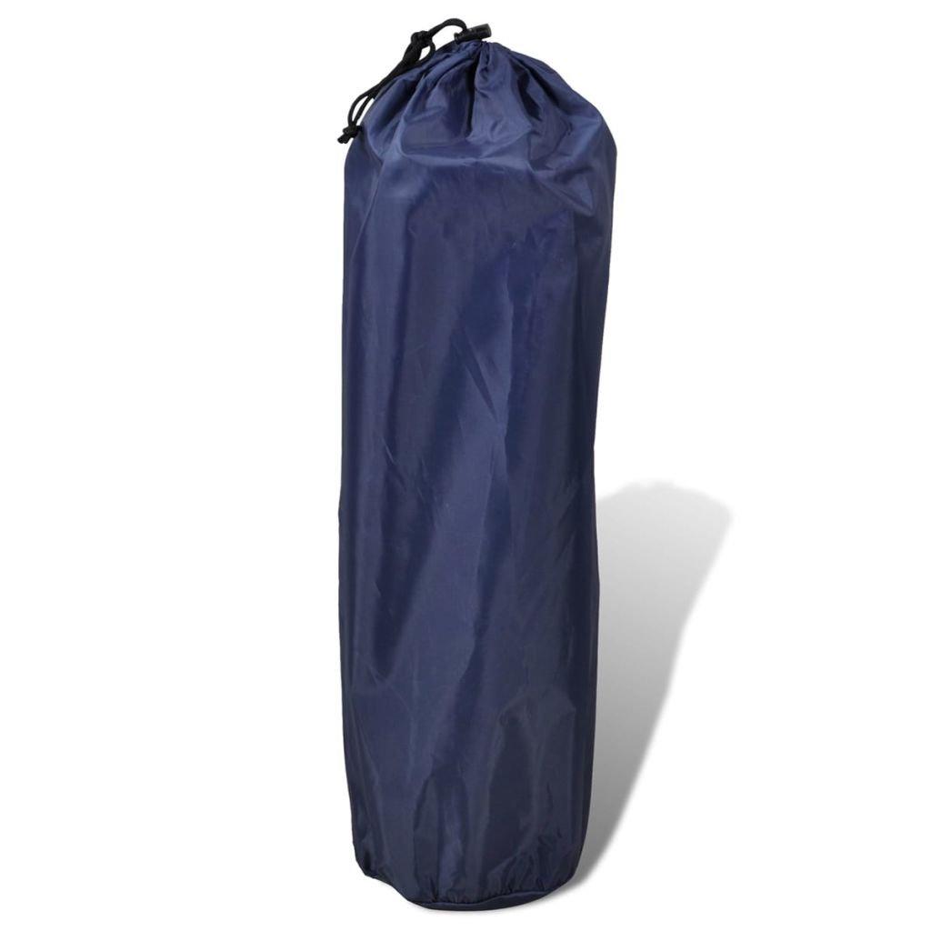 SENLUOWX Colchón con autohinchable con Colchón almohada 10 x 66 x 200 cm azul, tamaño: 66 x 200 cm 331870