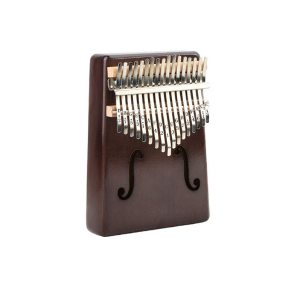 Youshangshipin Kalimba, 17-tone Beginner Entry Professional Playing Universal Kalimba Thumb Piano, Portable Thumb Piano(Style 4, There Are A Variety Of Styles To Choose From) (Edition : Style 8)