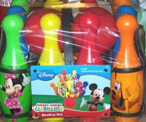 Disney Mickey Mouse Clubhouse Bowling Set