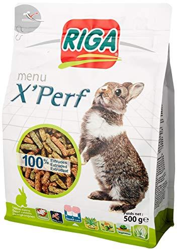 Riga X'PERF – Conejo Enano, 500 g