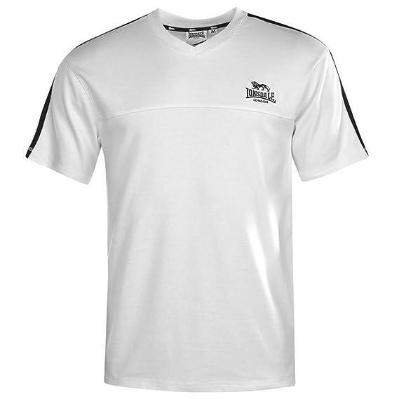 Lonsdale Camiseta - para Hombre: Amazon.es: Ropa y accesorios