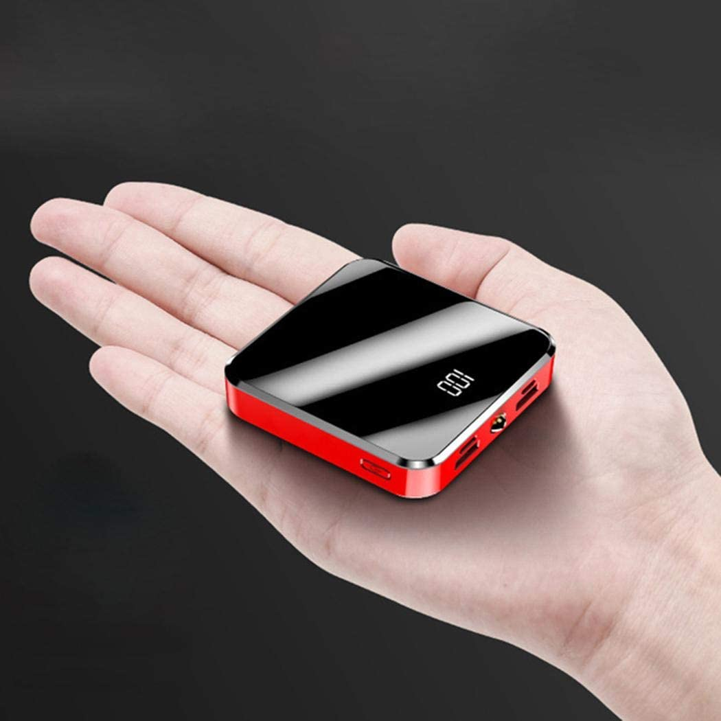 Abolish Mini Portable Lightweight Bulti-in LED Light Power Bank for Phone Portable Power Banks