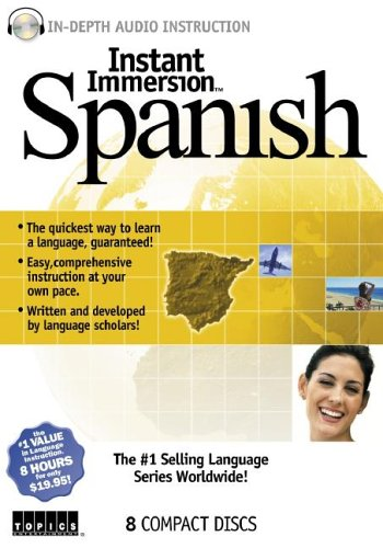Instant Immersion Spanish v2.0 by Topics (Image #1)