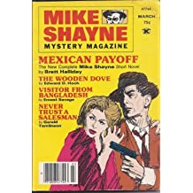 Amazon sarah crockett books mike shayne mystery magazine march mar 1977 fandeluxe