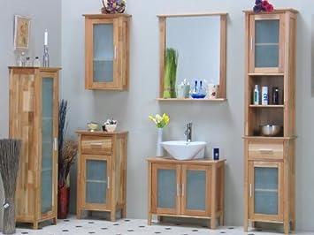Badmöbel schrank  6tlg Badezimmer Badmöbel