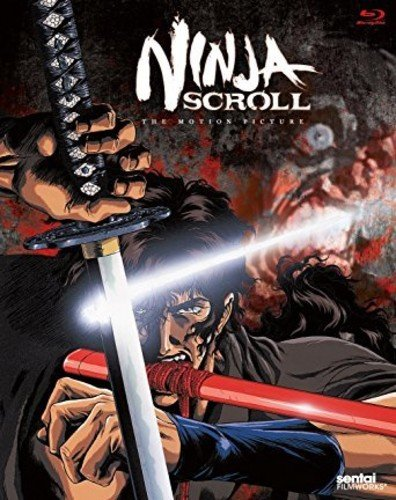 Ninja Scroll Edizione: Stati Uniti Italia Blu-ray: Amazon.es ...