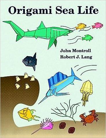 Origami Sea Creatures | 474x366