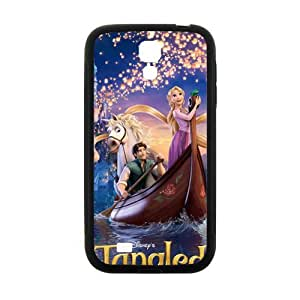 Frozen Romantic Kristoff and Anna Cell Phone Case for Samsung Galaxy S4