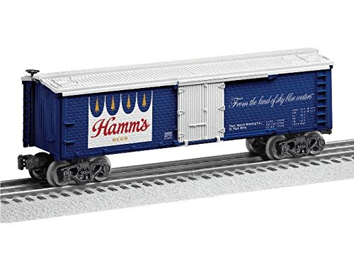 Lionel Hamm's Reefer Boxcar