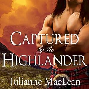 Captured by the Highlander Audiobook