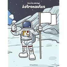 Livre de coloriage Astronautes 1