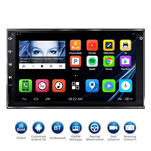 Touchscreen Android Navigation Stereo 32GB product image