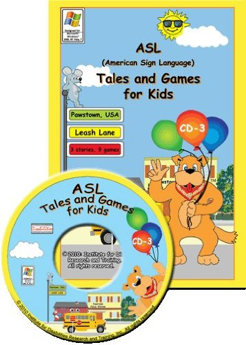ASL Tales and Games for Kids – Leash Lane