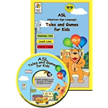 ASL Tales and Games for Kids - Leash Lane