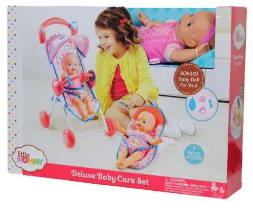 Car Seat And Stroller For Dolls - 9