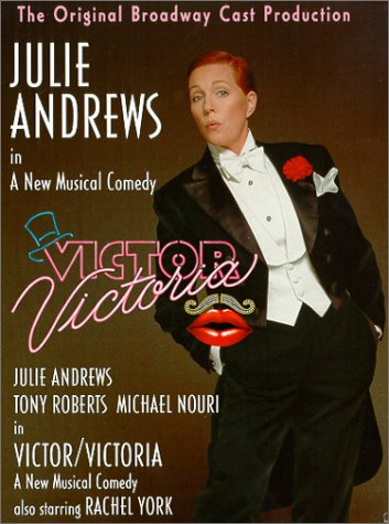 Victor/Victoria-Live from Broa: Amazon.it: Andrews, Robert, Nouri, York:  Film e TV