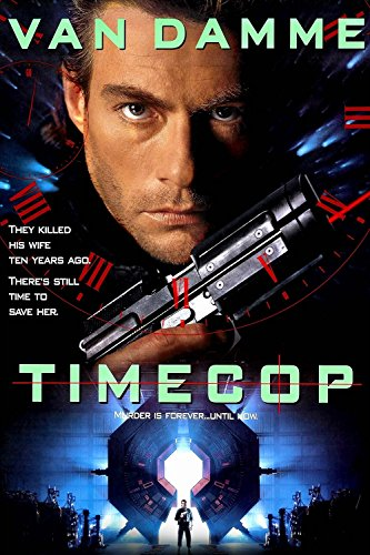 Posters USA - Van Damme Time Cop Movie Poster GLOSSY FINISH - FIL189 (24