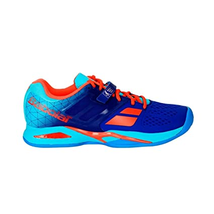 BABOLAT PROPULSE PADEL 17 AZUL WORLD PADEL TOUR: Amazon.es ...