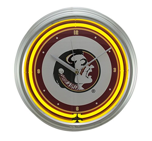 Florida State Seminoles Wall Clock (Florida State 15