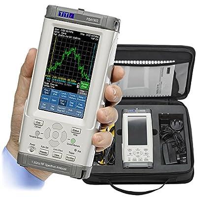 TTi PSA1302USC Handheld 1.3GHz Spectrum Analyzer + SC Kit and U01