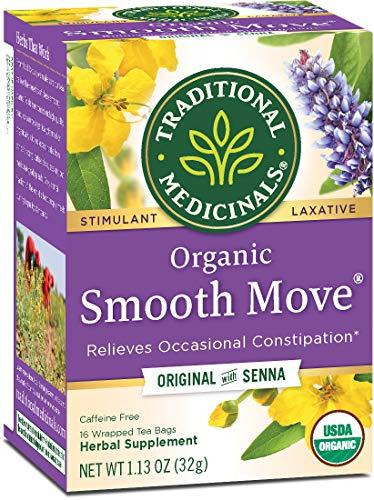 Traditional Medicinals Organic Smooth Move