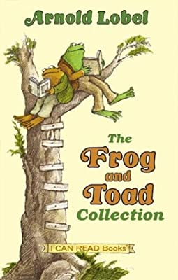 The Frog And Toad Collection Box Set I Can Read Book 2 from HarperCollins