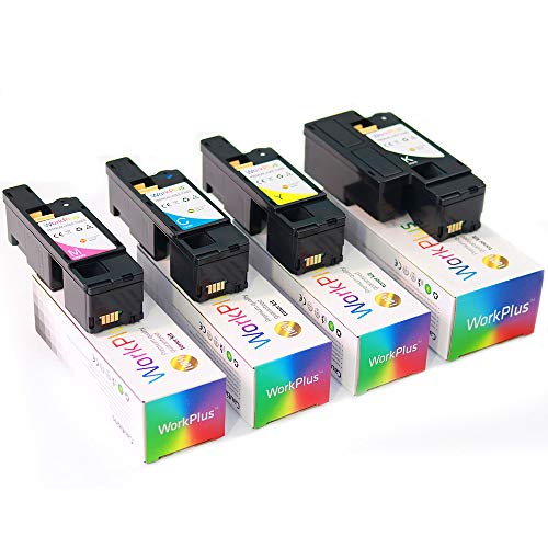WorkPlus Replacement Toner cartridge High Yield Compatible w