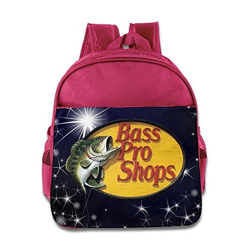Bass Pro Shops Logo Child Fashion Backpack School Bag (Bass Pro Shops Marine)