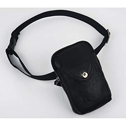 e50d10049deb Amazon.com: Carriemeow Waist Bag West Pouch Body Bag Mobile Phone ...