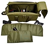 Every-Day-Carry-Tactical-Shooting-Range-Bag-with-Pistol-Pouches-and-Dual-Zippers