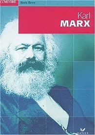 Karl Marx par Boris Bove