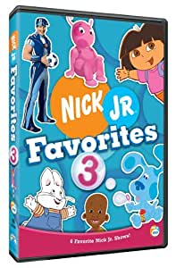Nick Jr. Favorites - Vol. 3