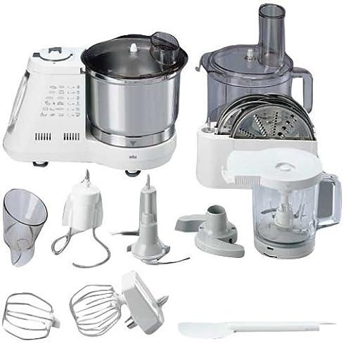 braun küchenmaschine multisystem