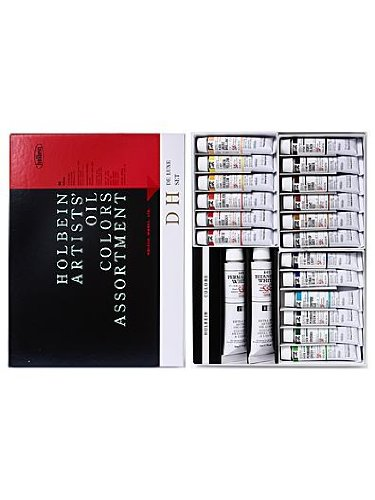 Holbein Artist Oil Color Sets H903 set of 20 by Holbein