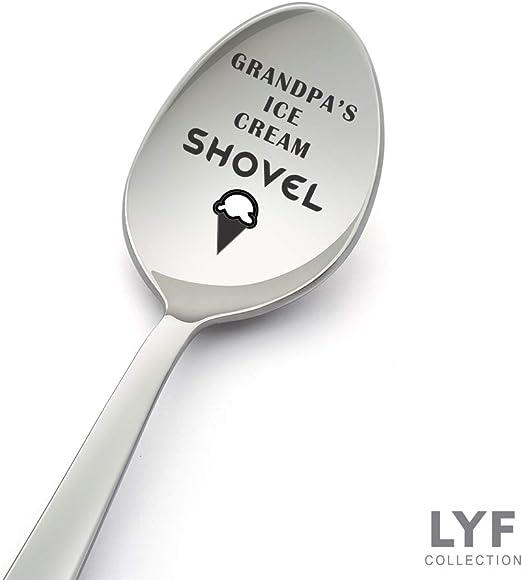 Cuchara para helado del abuelo – El mejor regalo para abuelo de ...
