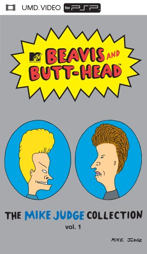 Beavis butthead collection judge mike