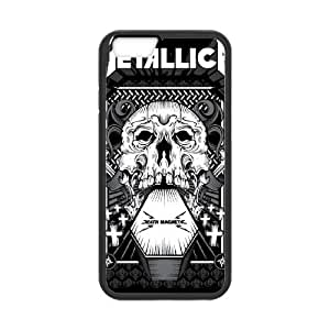 Metallica iPhone 6 Plus 5.5 Inch Cell Phone Case Black xlb-277677
