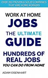 Work at Home Jobs: The Ultimate Guide
