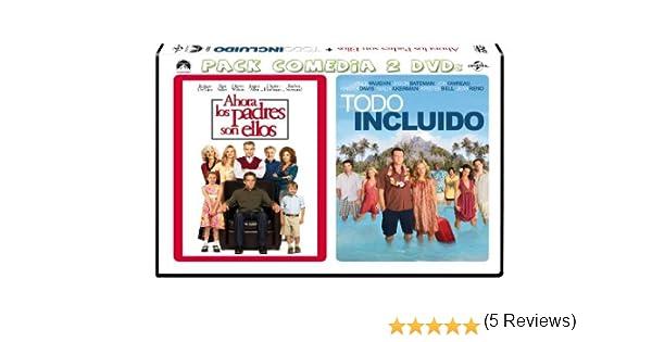 Pack Duo: Ahora Los Padres Son Ellos + Todo Incluido DVD: Amazon.es: Ben Stiller, Robert De Niro, Vince Vaughn, Paul Weitz, Peter Billingsley, Ben Stiller, Robert De Niro, Jay Roach, Jane Rosenthal,