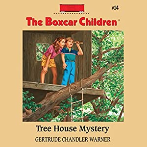Tree House Mystery Audiobook