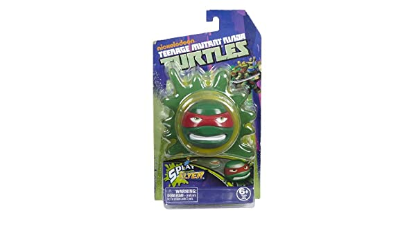 Tortugas Ninja Teenage Mutant Ninja Turtles Splat Flyer ...