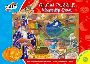 Galt - Puzzle Fosforescente La Caverna Del Mago: Amazon.es ...