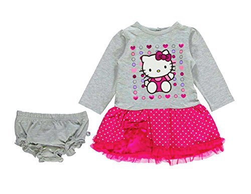 perhero Jumpsuit with Removable Cape and Shoes (3 Months, Hello Kitty) ()