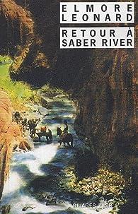Retour à Saber River par Elmore Leonard