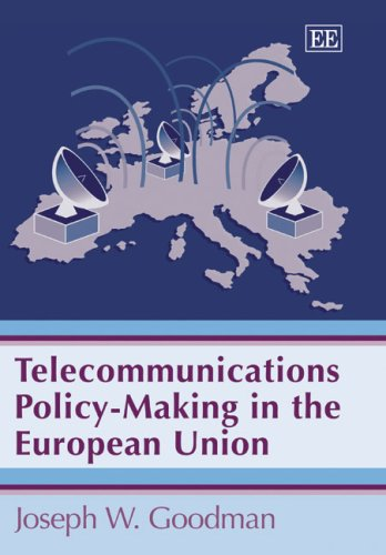 Download Telecommunications Policy-making in the European Union ebook