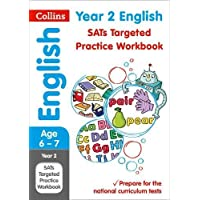 Year 2 English SATs Targeted Practice Workbook: 2019 tests (Collins KS1 Practice)