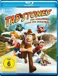 Tad, the Lost Explorer Las aventuras de Tadeo Jones Tadeo jones y el tesoro de los incas Tad: the Lost Explorer Origen Alemán, Ningun Idioma Espanol Blu-Ray: Amazon.es: Meritxell Ané, Óscar Barberán,