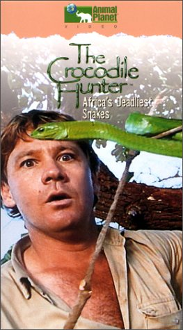 The Crocodile Hunter - Africa's Deadliest Snakes [VHS]